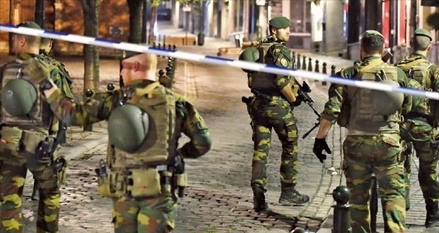 벨기에서 또 '쾅'…연쇄 테러 공포에 휩싸인 유럽