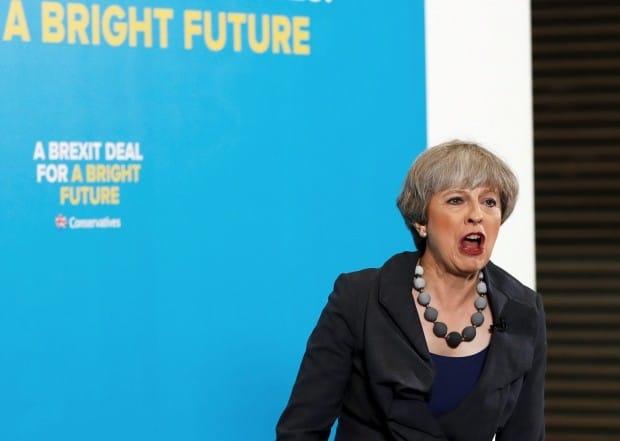 """영국 총리 """"'대테러법 방해' 인권법 폐지""""…안보무능론 돌파 승부수"""