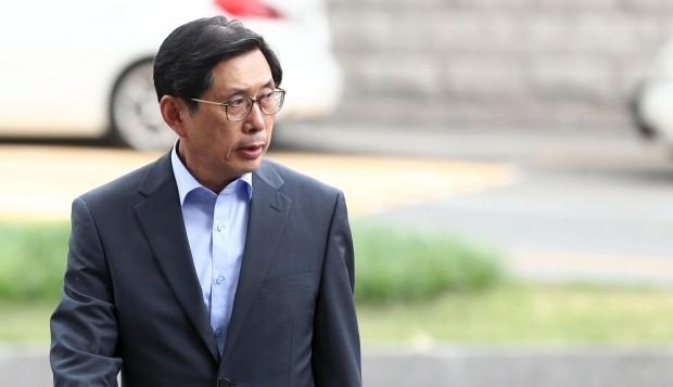 """박상기 후보자, 인건비 부당집행 논란에 """"청문회서 설명"""""""