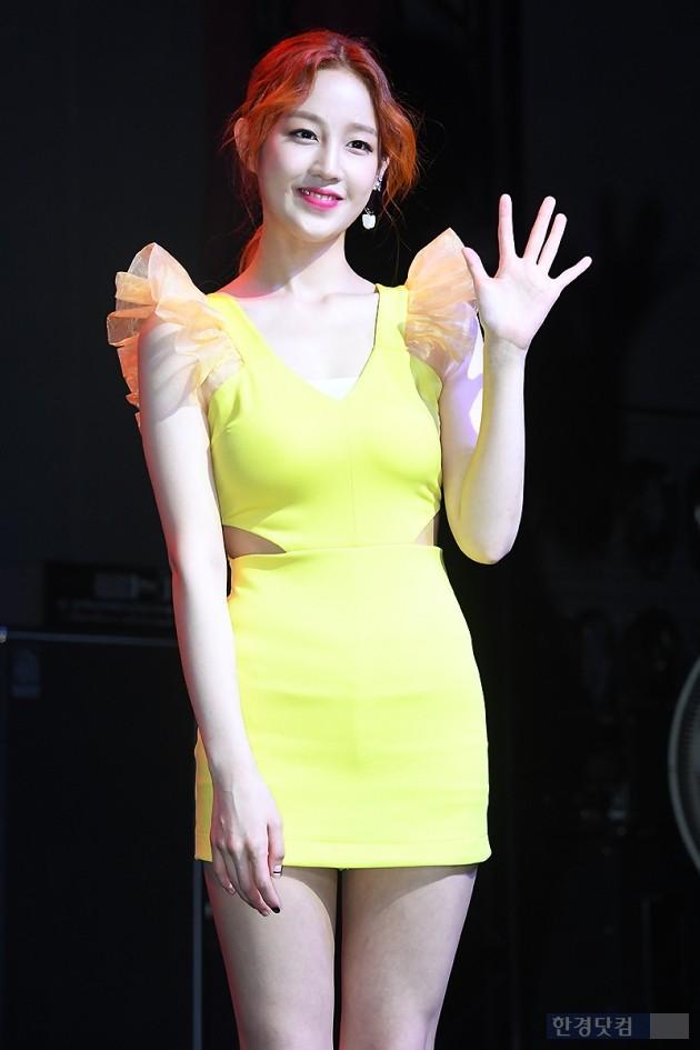 [포토] 박보람, '깜찍한 미모 뽐내며~'
