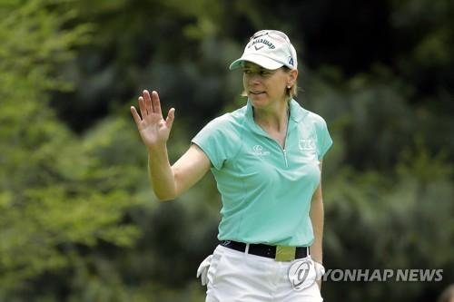 """소렌스탐 """"박성현은 꾸준한 선수…장타에 퍼트도 훌륭"""""""