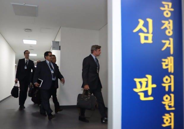 """퀄컴-공정위 '시정명령 공방'…""""판결 전까지 집행 미뤄달라"""""""