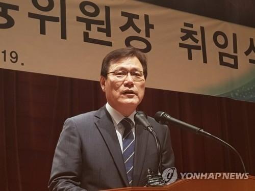 """최종구 """"내년 최고금리 24%로↓…은행수익원 가계대출 치중문제"""""""