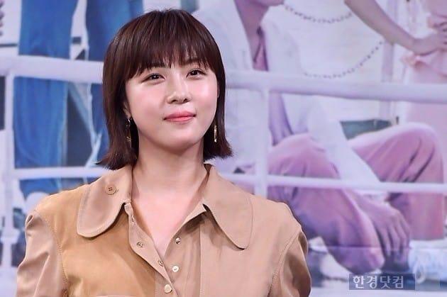배우 하지원 / 한경DB
