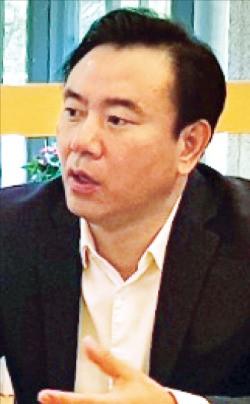 """유재훈 AIIB 회계감사국장 """"AIIB 투자 확대는 한국 해외진출에 큰 기회"""""""