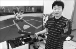 부산 앱노리 'VR 야구게임' 대만 수출