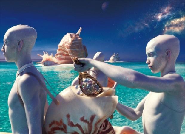 오는 30일 개봉하는 SF 블록버스터 영화 '발레리안: 천개 행성의 도시'.