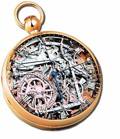 [명품의 향기] 오토매틱·블루핸즈·투르비용…240년간 최초만 기록한 시계