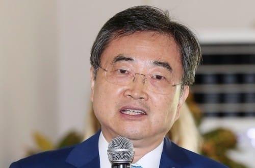 """조현 외교2차관 """"탄핵은 '법의 지배'가 승리한 것"""""""