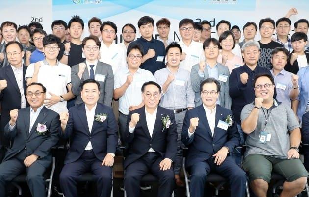 신보,스타트업 네스트 제2기 발대식 개최
