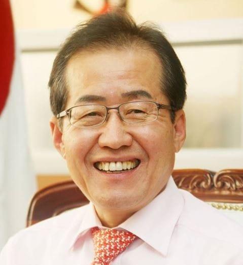 자유한국당 홍준표 대표(자료 홍준표 페이스북)