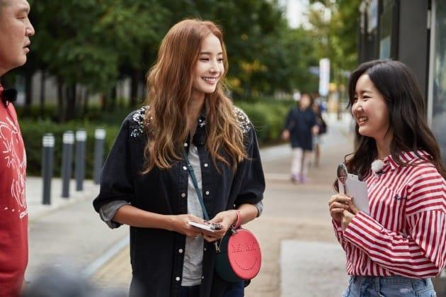 '한끼줍쇼' 한채영-진지희 연남동서 한 끼 도전