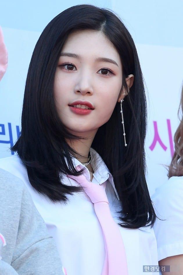 [포토] 다이아 정채연, '눈부시게 아름다운 미모~' (소리바다 어워즈)