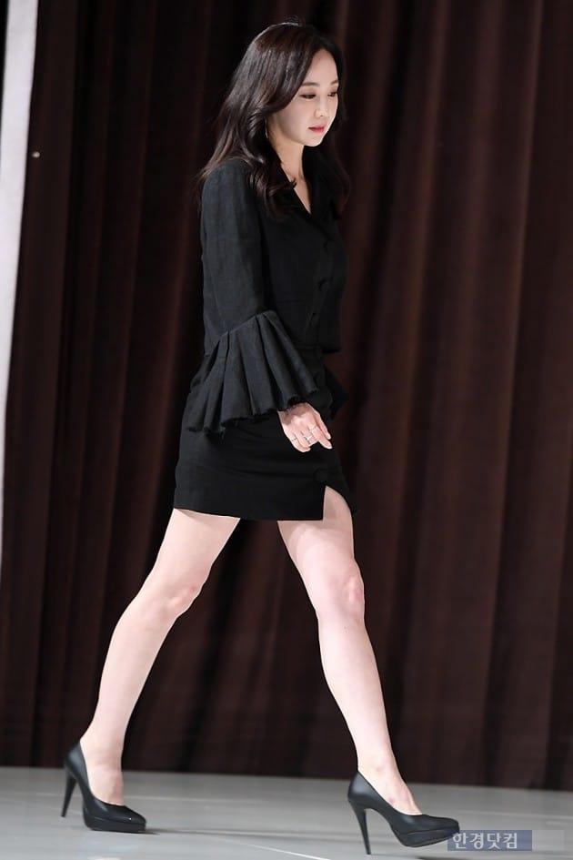 [포토] 김민서, '단아한 모습으로 등장~'