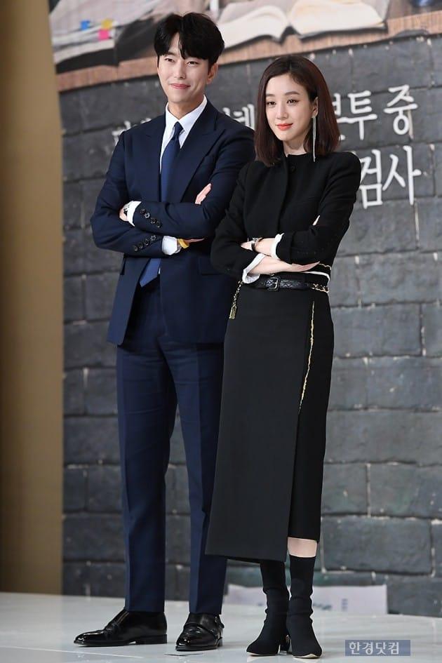 [포토] 윤현민-정려원, '멋진 두 검사'