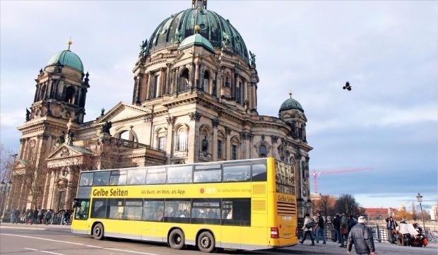 베를린의 랜드마크 중 하나인 베를린 돔. 류승완 감독의 영화《베를린》의 배경이 되기도 했다