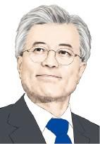 """박성진 '부적격' 의견에…문재인 대통령 """"담담하게 하라"""""""