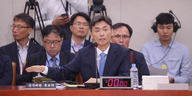 박성진 중소벤처기업부 장관 후보자 지명 22일만에 자진사퇴