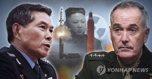한·미, 북한 핵실험 대응 '군사적 조치' 협의… 고강도 무력시위