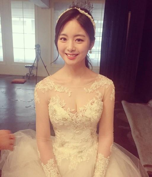 한지우 11월 결혼 /사진=인스타그램