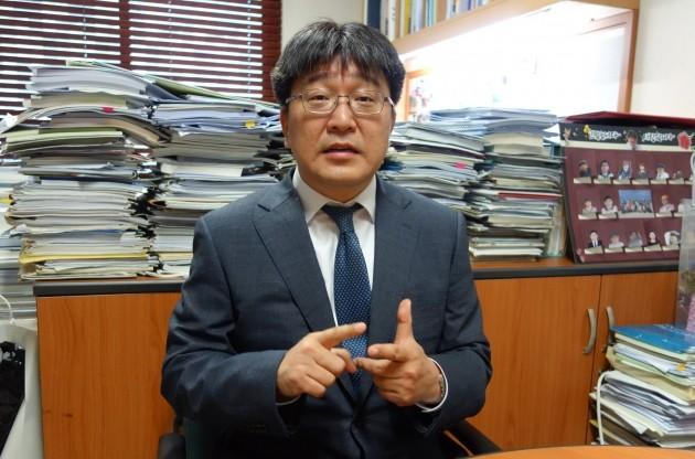 """신영기 에이비온 대표 """"국내 최초 동반진단 기반 신약 개발할 것"""""""