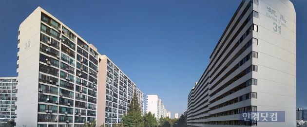 서울 대치동 은마아파트 단지 전경. 전형진 기자