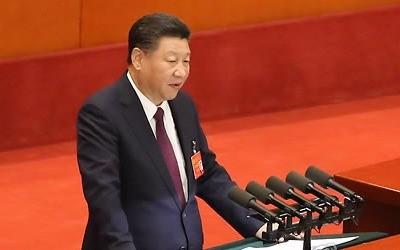 시진핑 3시간24분 68쪽 연설… 후진타오 '너무 오래했다' 표정