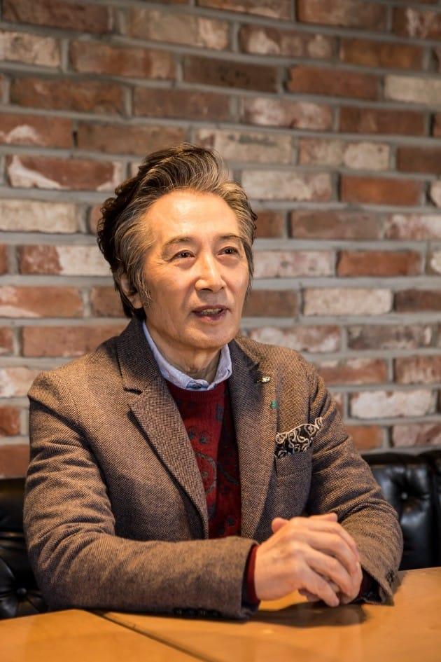 백윤식 인터뷰 / 사진 = NEW 제공