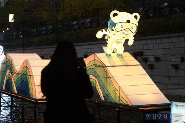 2017 서울빛초롱축제 / 사진=최혁 기자