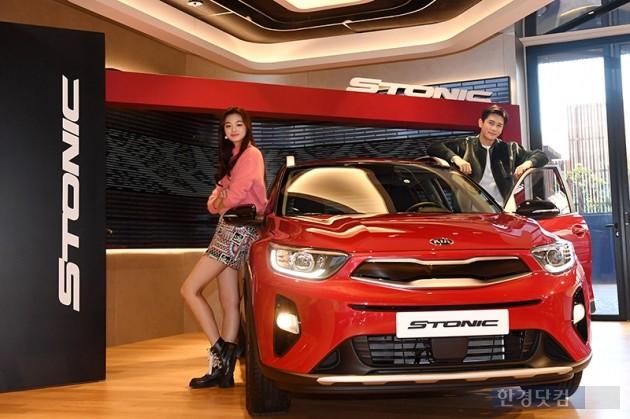 [영상] 가격 경쟁력 높인 스토닉 가솔린 모델 출시
