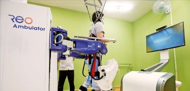 [2017 메디컬코리아 대상] 국내 최대 수중치료센터·로봇재활 시스템 갖춰
