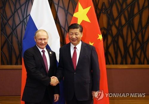 푸틴, 베트남서 시진핑 주석과 별도 회담… 양국 협력 논의