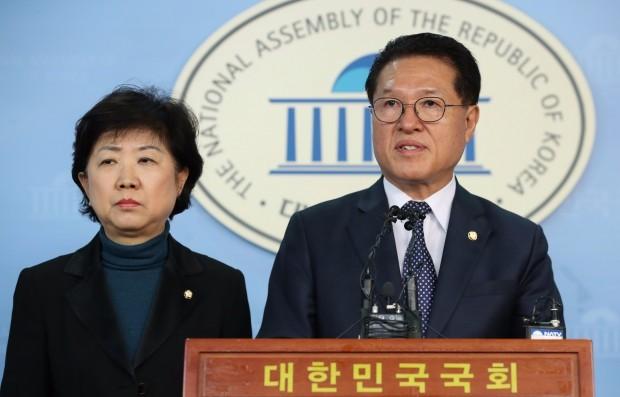 정운천·박인숙, 바른정당 전당대회 복귀 선언