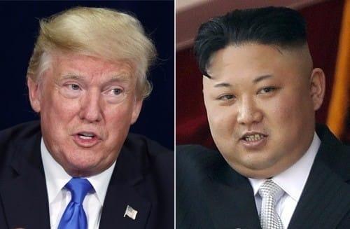 """'쌍중단 폐기' 담판벌인 트럼프 속내는?…""""탈중국 프레임 전략"""""""
