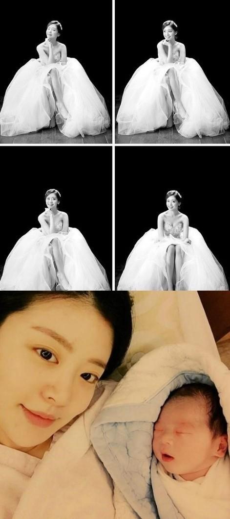 김예령 딸 김수현 윤석민과 결혼 /사진= /사진=기아타이거즈 제공, bnt 화보, 김수현 SNS