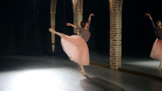 백조클럽 손연재, 아름다운 발레 실력 선보여
