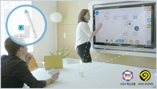 GoTouch 전자칠판 솔루션, 세계화를 위한 도약