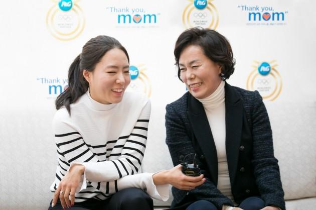 """[인터뷰]'빙상 여제' 이상화 덮친 슬럼프 …""""날 일으켜 세운건 엄마죠"""""""