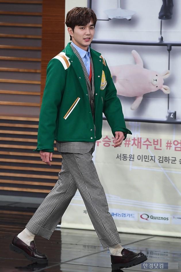 [포토] 유승호, '멋진 모습으로 등장~'