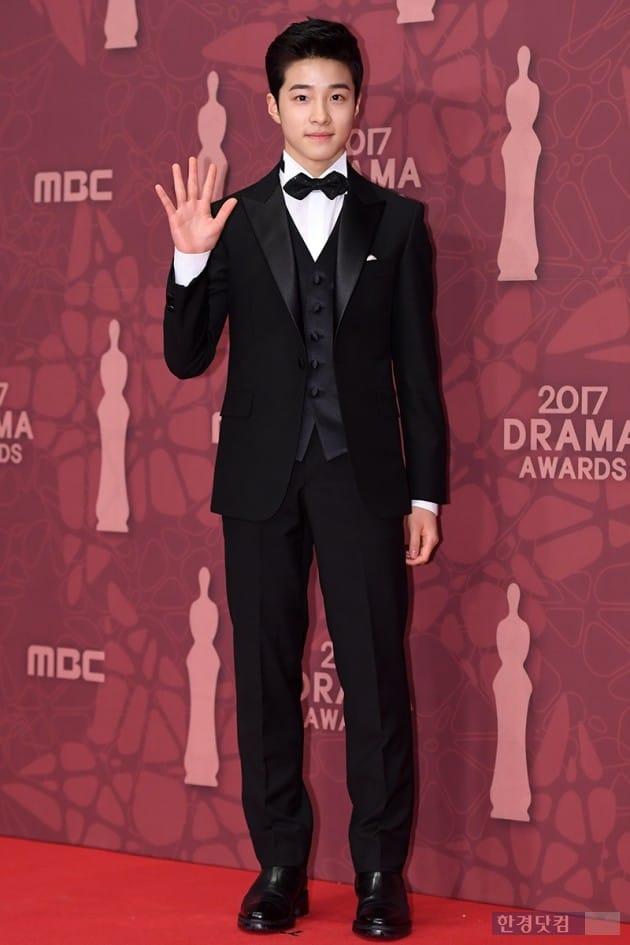 [포토] 남다름, '멋지게 수트 차려입고~' (MBC 연기대상)