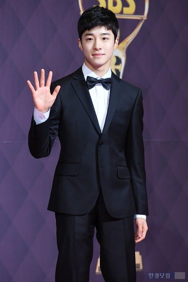 [포토] 남다름, '점점 더 멋지게 자라네~' (SBS 연기대상)