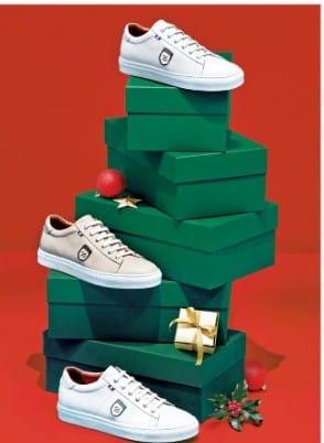 [크리스마스 선물] 발이 편해 오래 신는 '듀퐁 스니커즈'