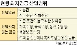 """""""최저임금 개편안, 2019년부터 적용 방침""""… 노동계 반발이 변수"""