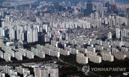 강남3구 아파트경매 '활활'… 11월 낙찰가율 역대 최고치