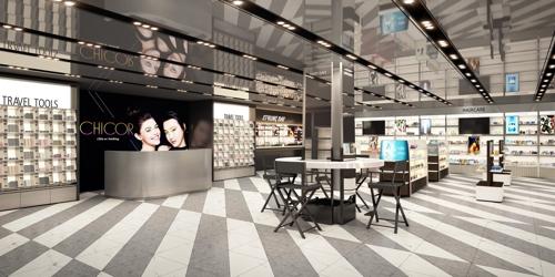신세계百 화장품편집숍 '시코르', 강남에 첫 플래그십스토어