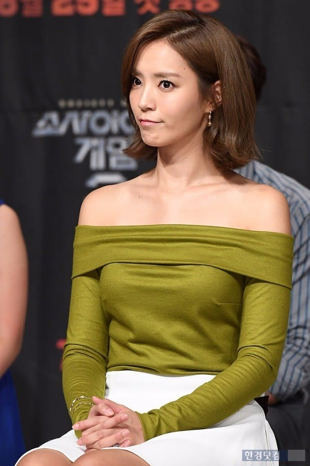 정인영 아나운서 결혼…신랑은 8세 연상 '훈남'