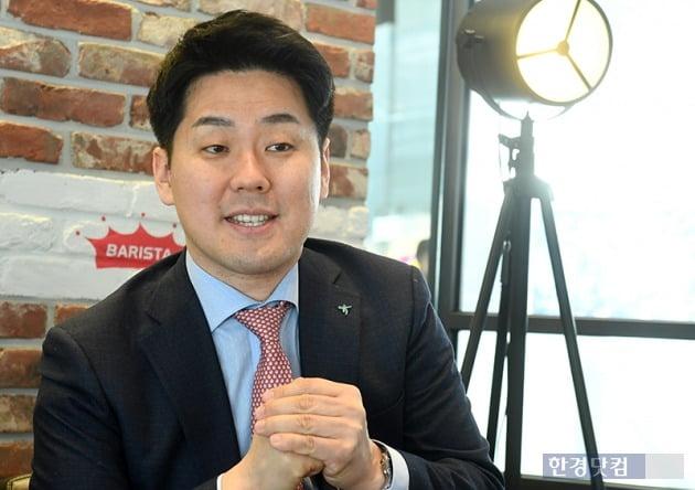 김근호 KEB하나은행 상속증여센터장. 변성현 기자
