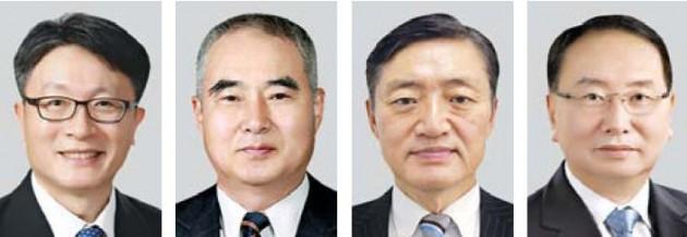 안경현·송하중 교수 일진상, 김성조·양세훈 교수 해동상 수상
