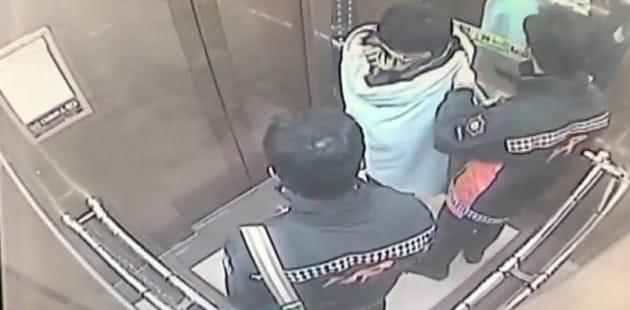 엘리베이터 CCTV