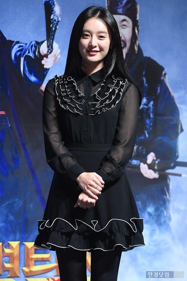 [포토] 김지원, '아름다운 미소~'